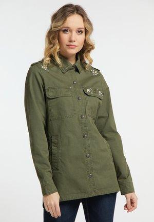 Let jakke / Sommerjakker - military green