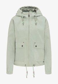 DreiMaster - Light jacket - smoke mint - 4