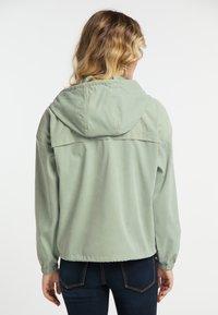 DreiMaster - Light jacket - smoke mint - 2