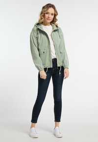 DreiMaster - Light jacket - smoke mint - 1
