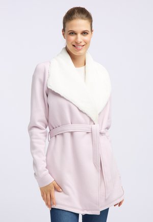 Light jacket - puder rosa