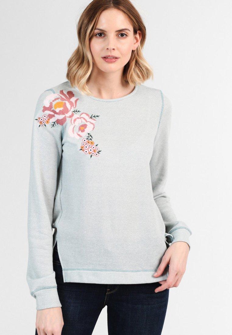 Dreimaster - Sweatshirt - mint