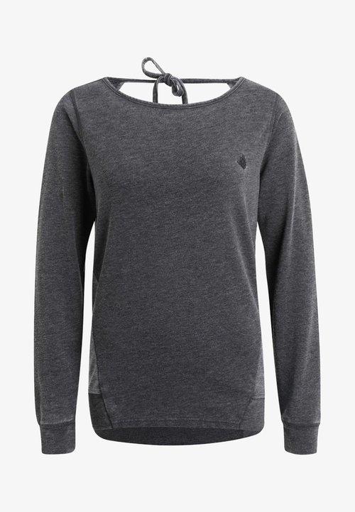 Darmowa dostawa Dreimaster Sweter - black Odzież Damska TOJH-NR2