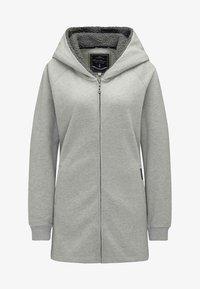 DreiMaster - Collegetakki - mottled grey - 4