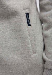 DreiMaster - Collegetakki - mottled grey - 3