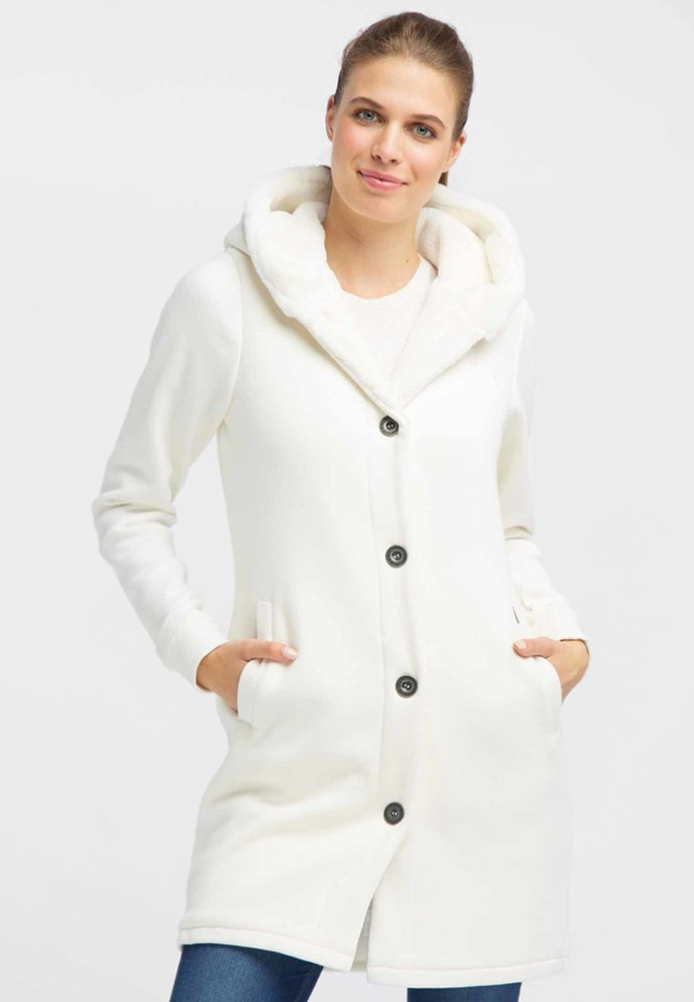 Dreimaster - Cardigan - white
