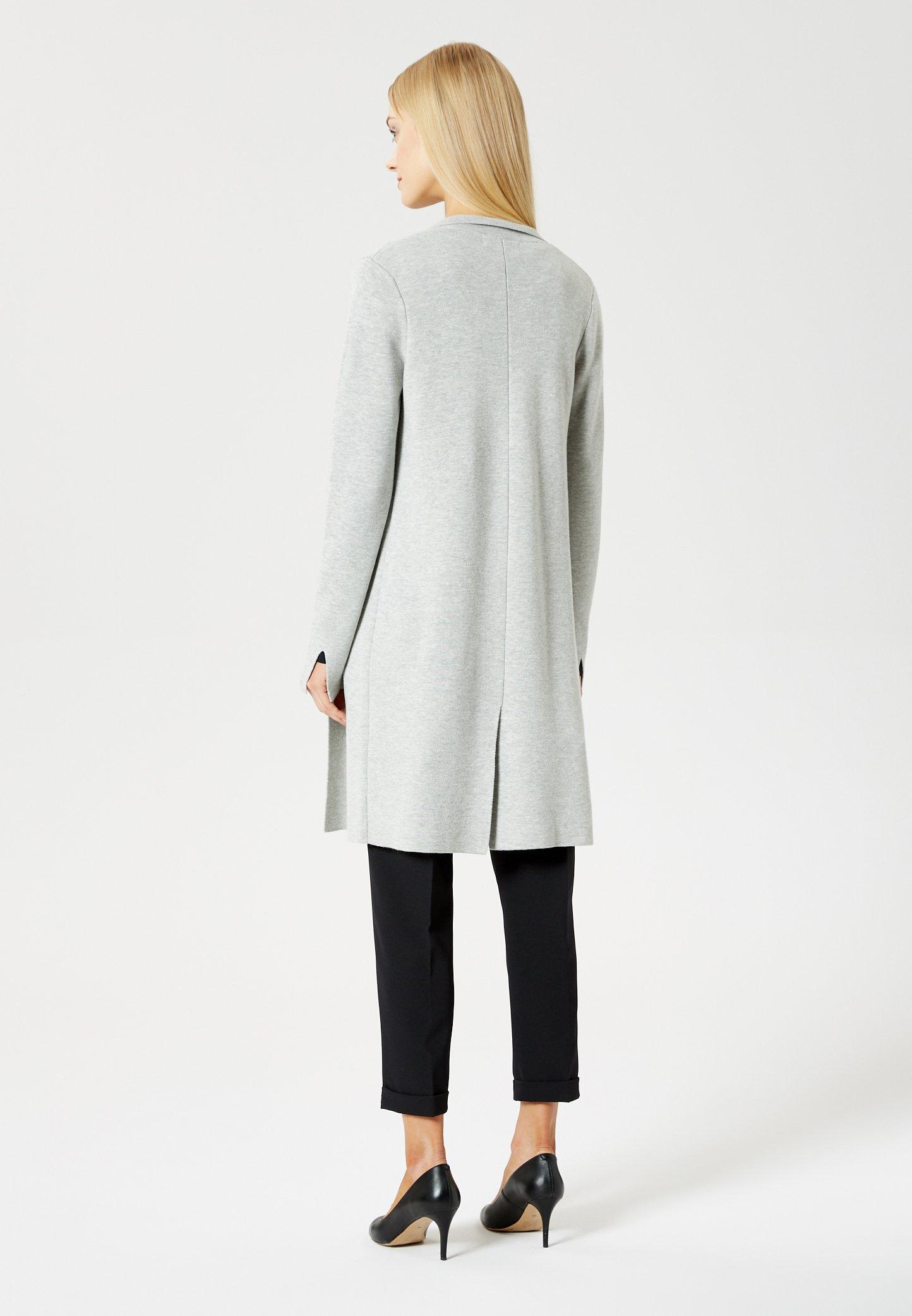 DreiMaster Kardigan - light grey