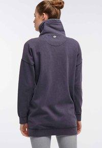 DreiMaster - Zip-up hoodie - navy - 2