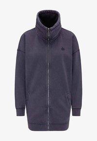 DreiMaster - Zip-up hoodie - navy - 4