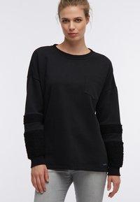 DreiMaster - Sweatshirt - black - 0