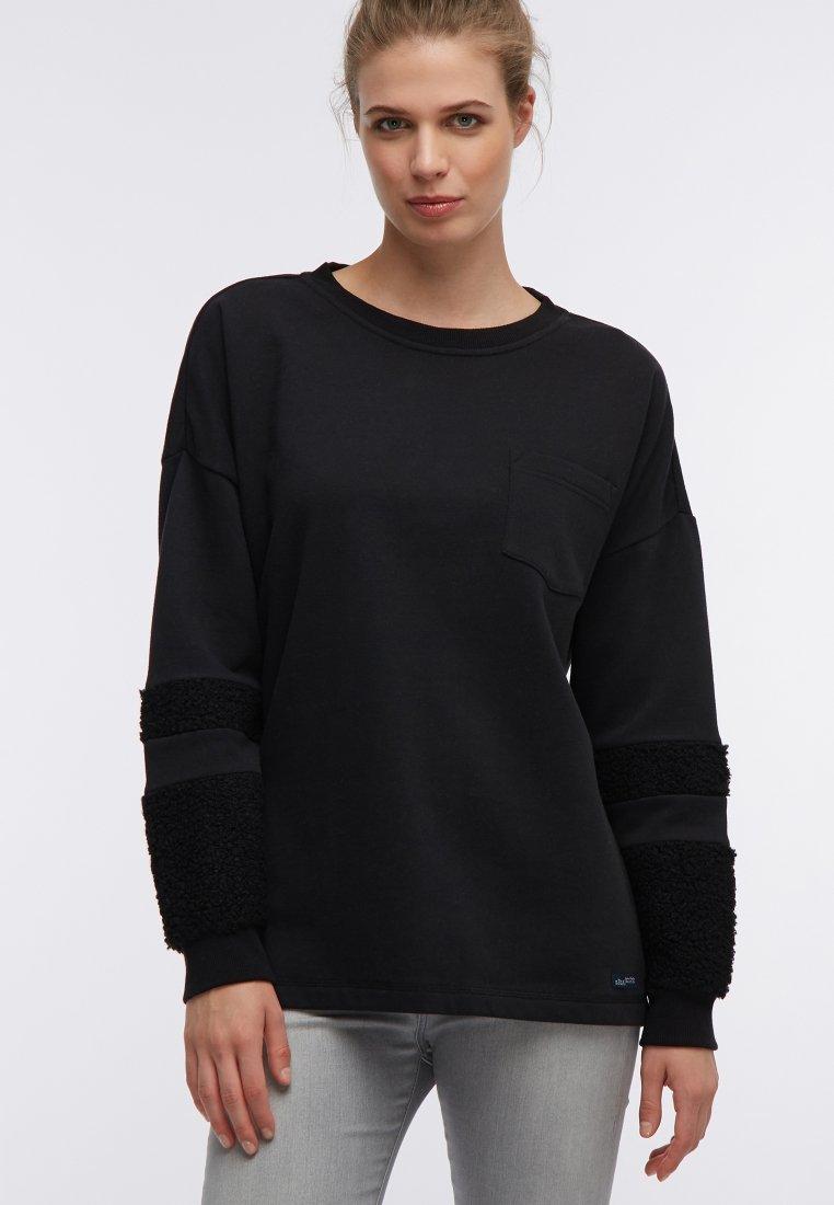 DreiMaster - Sweatshirt - black