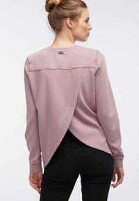 DreiMaster - Sweatshirt - dark pink - 2