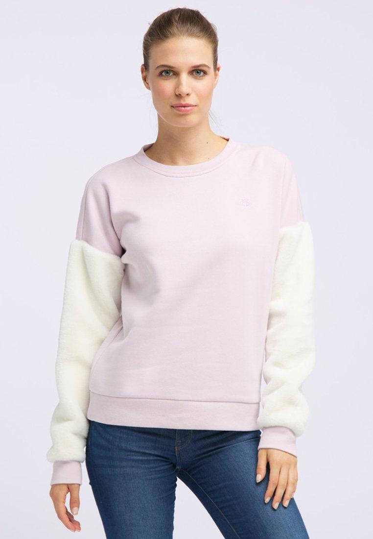 Dreimaster - Sweatshirt - powder pink