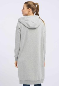 DreiMaster - Zip-up hoodie - light grey melange - 2