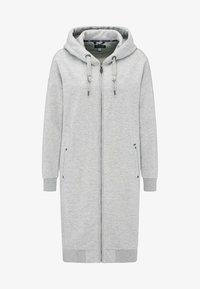 DreiMaster - Zip-up hoodie - light grey melange - 4