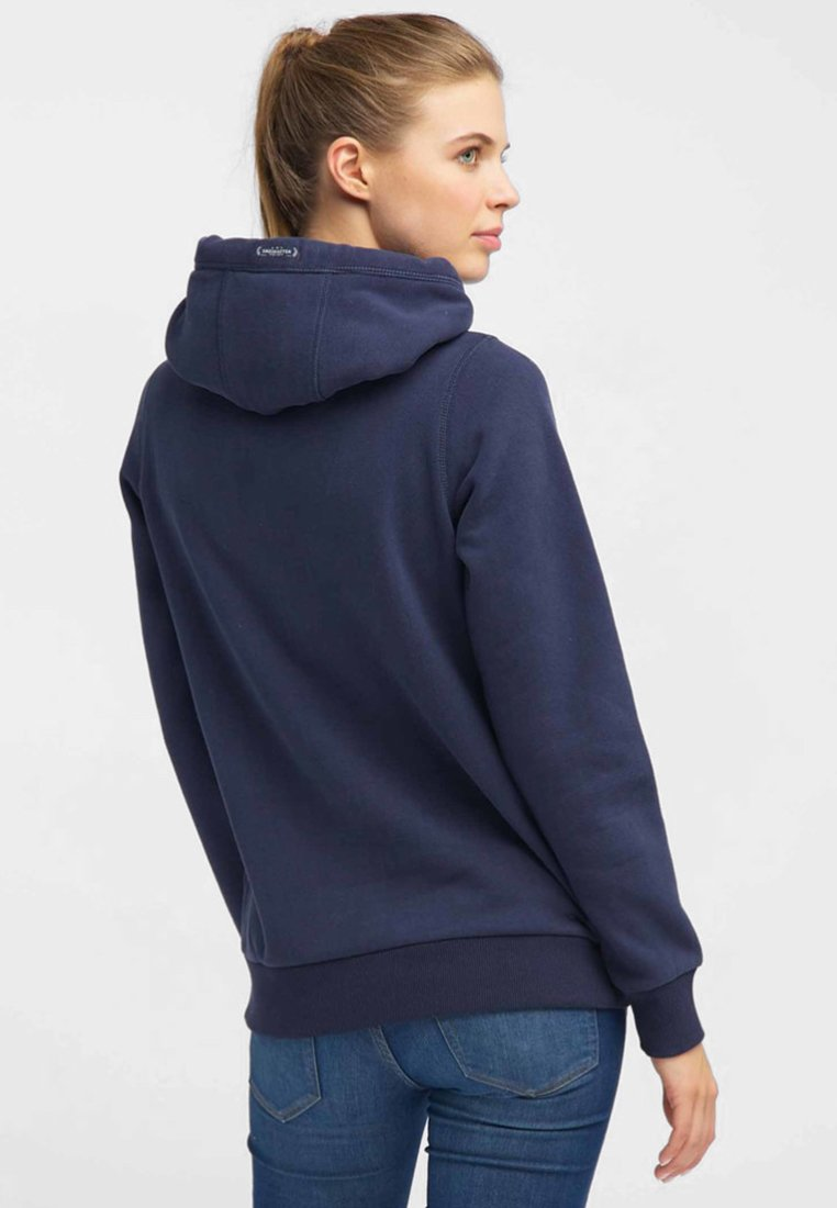 Dreimaster Sweat CapucheBlue Sweat À Dreimaster CxQdhstr