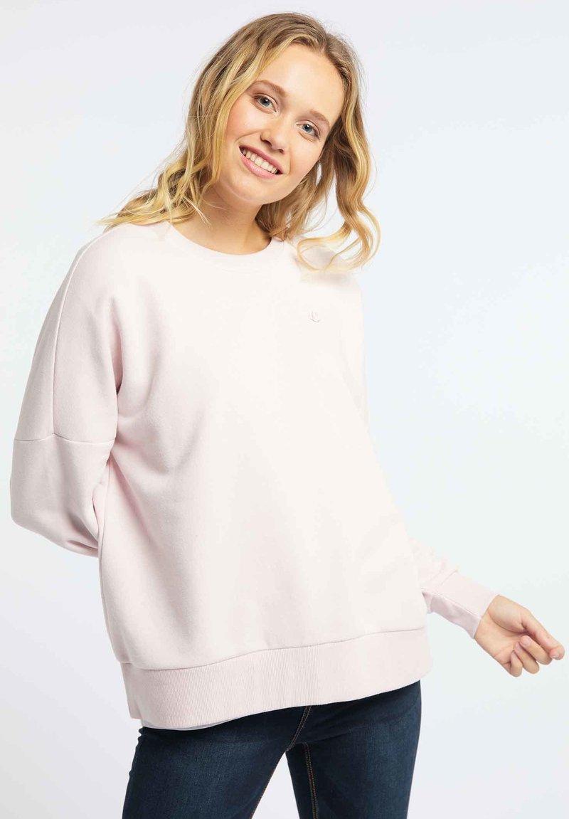 Dreimaster - Sweatshirt - light pink