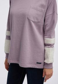 DreiMaster - Sweatshirt - dunkelrosa - 3