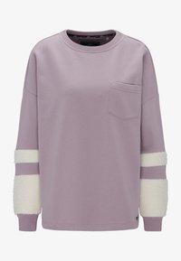 DreiMaster - Sweatshirt - dunkelrosa - 4