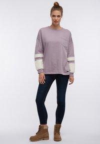 DreiMaster - Sweatshirt - dunkelrosa - 1