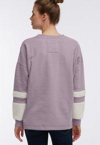 DreiMaster - Sweatshirt - dunkelrosa - 2