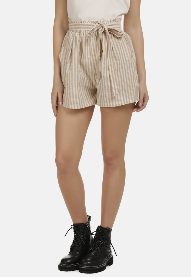 Shorts - sand weiss