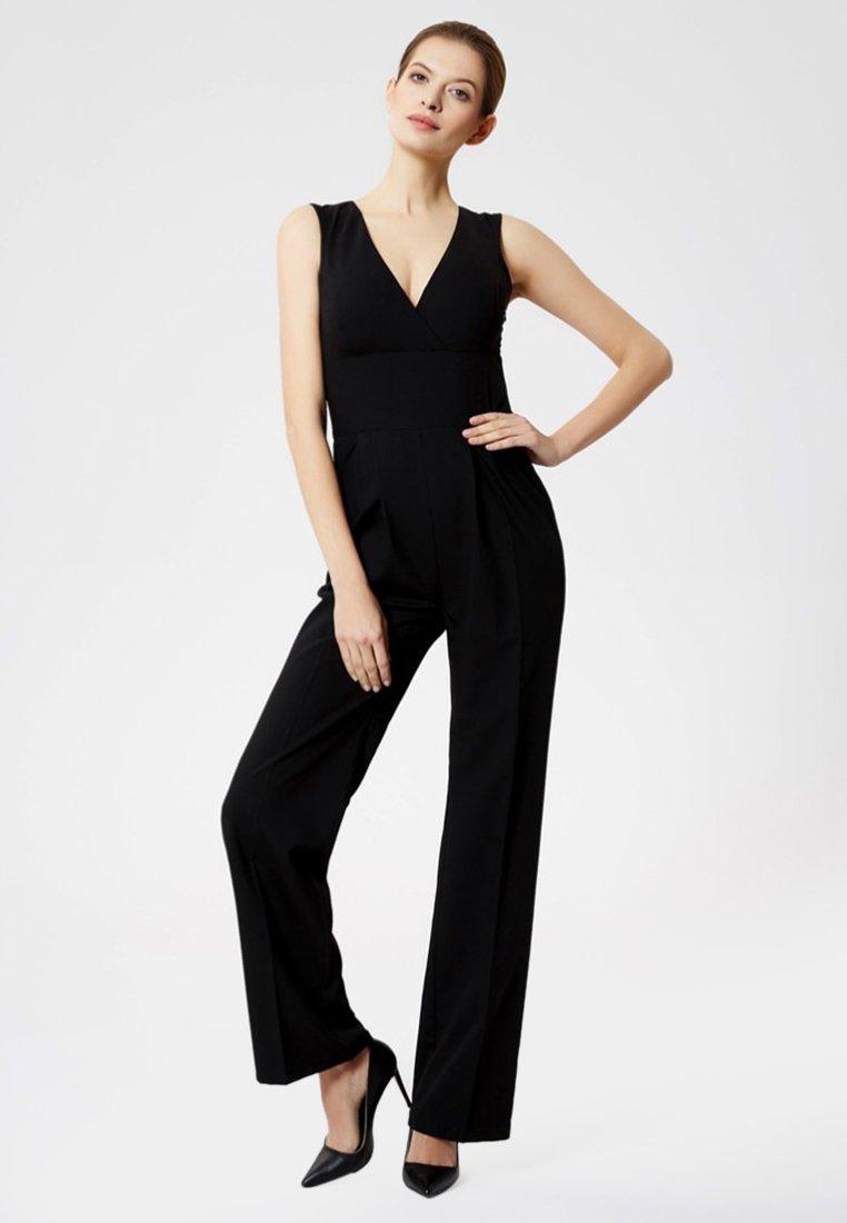 DreiMaster - Tuta jumpsuit - black