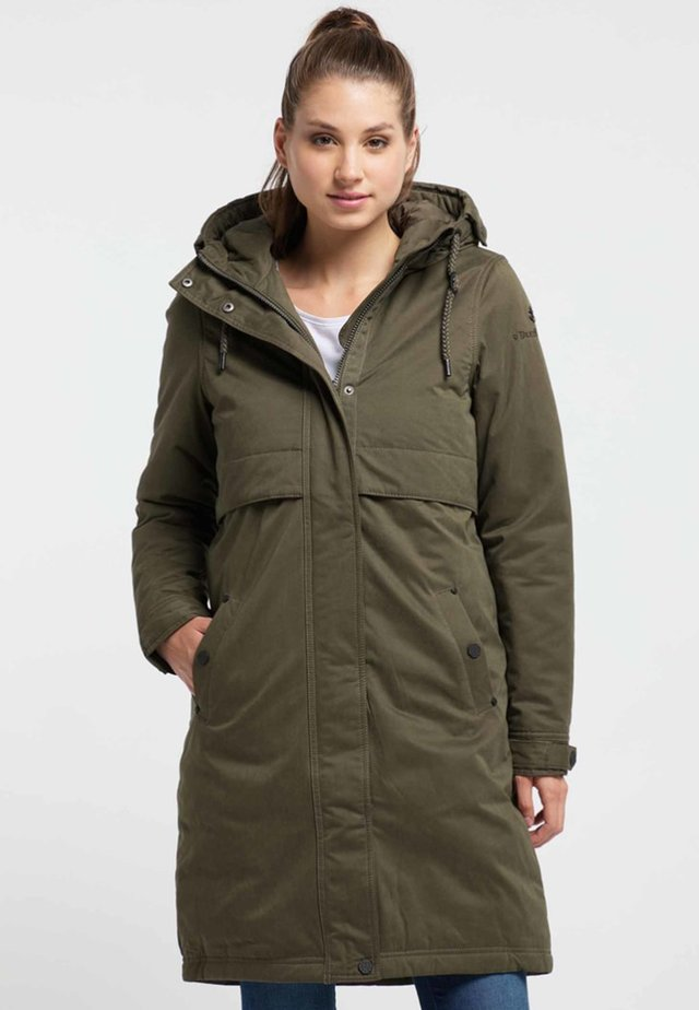 Parkas - military olive
