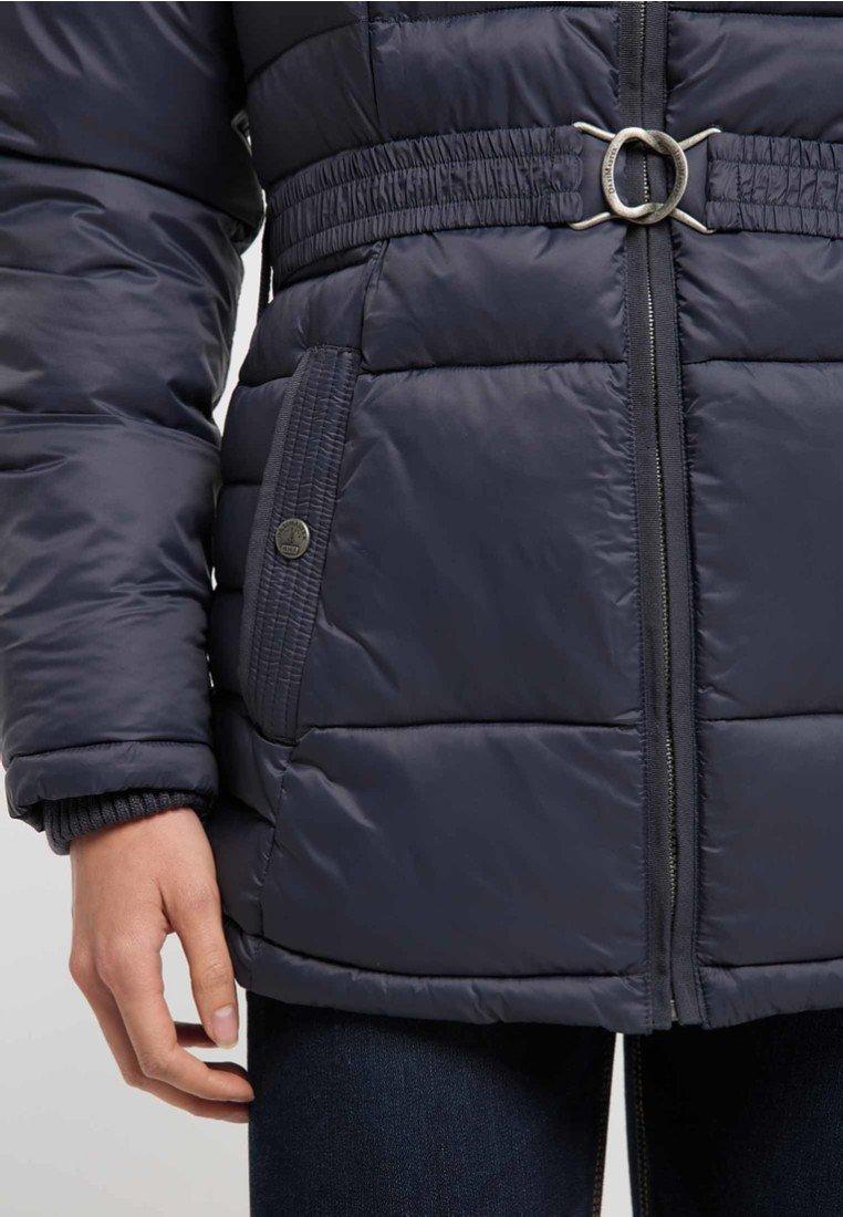 DreiMaster Płaszcz zimowy - marine