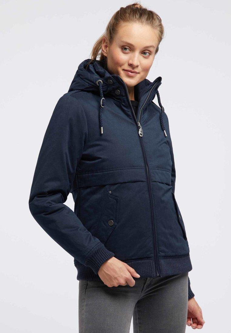 Dreimaster - Winter jacket - blue