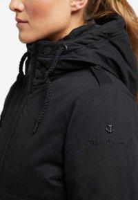 DreiMaster - Winter jacket - black - 3