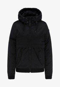DreiMaster - Winter jacket - black - 4