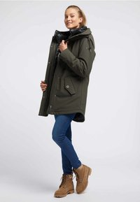 DreiMaster - 3 IN 1  - Winter coat - military olive - 1