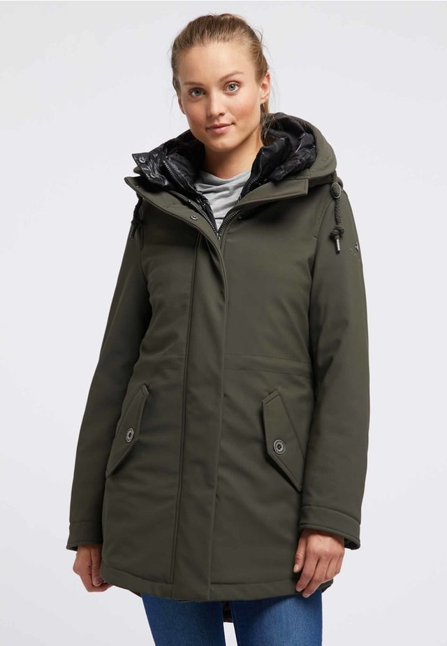 3 IN 1  - Wintermantel - military olive