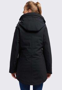 DreiMaster - 3 IN 1  - Winter coat - black - 2