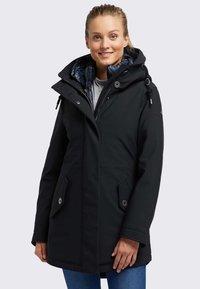 DreiMaster - 3 IN 1  - Winter coat - black - 0