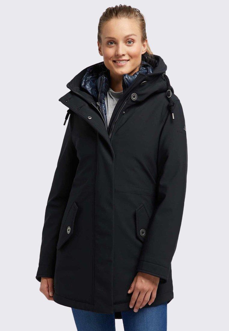 DreiMaster - 3 IN 1  - Winter coat - black