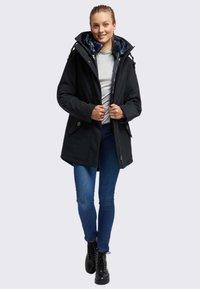DreiMaster - 3 IN 1  - Winter coat - black - 1