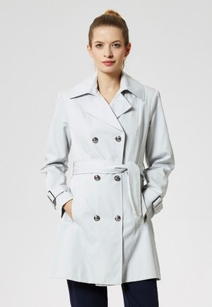 MANTEL - Trenchcoat - light gray