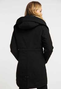 DreiMaster - Cappotto invernale - black - 2