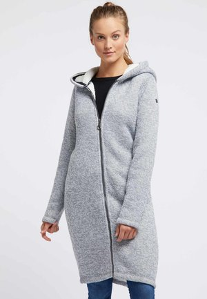 Light jacket - blue gray melange