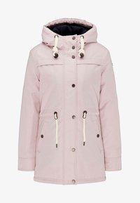 DreiMaster - Cappotto invernale - rosa melange - 4