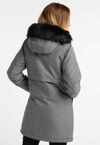 DreiMaster - Veste d'hiver - mottled grey - 2