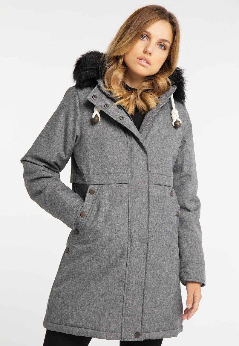 DreiMaster - Veste d'hiver - mottled grey