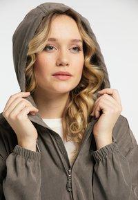 DreiMaster - Summer jacket - dark grey - 3