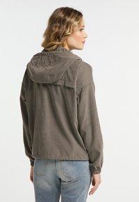 DreiMaster - Summer jacket - dark grey - 2