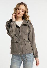 DreiMaster - Summer jacket - dark grey - 0