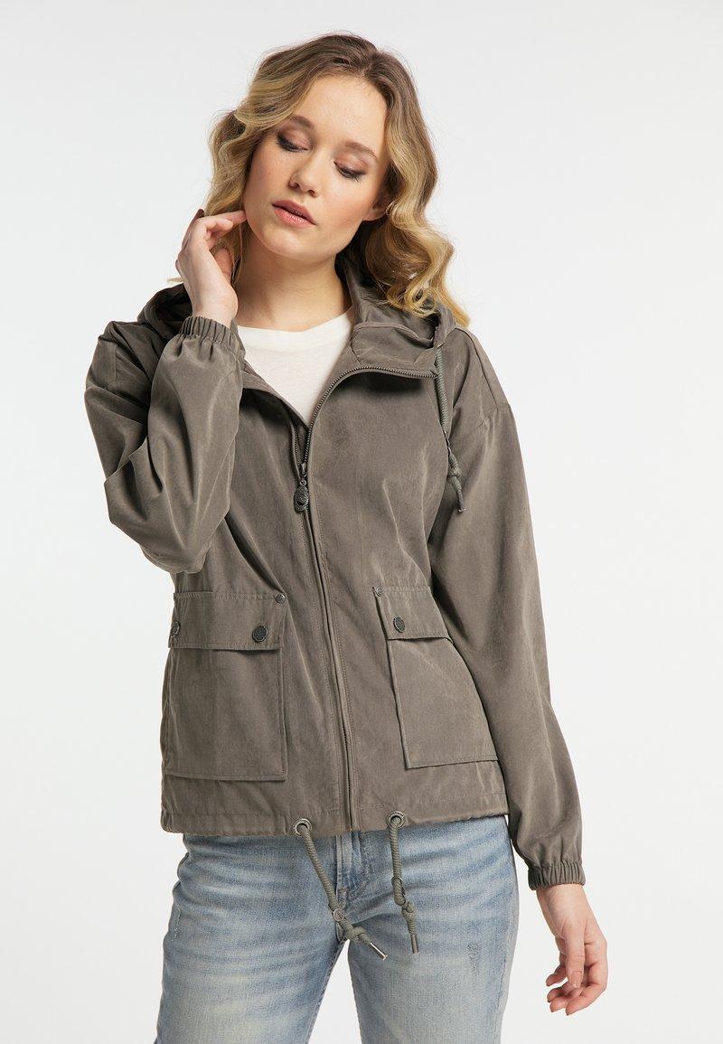 DreiMaster - Summer jacket - dark grey