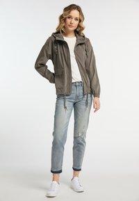 DreiMaster - Summer jacket - dark grey - 1