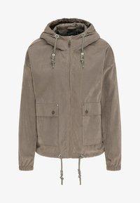 DreiMaster - Summer jacket - dark grey - 4